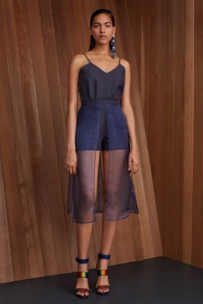 short dress in summer