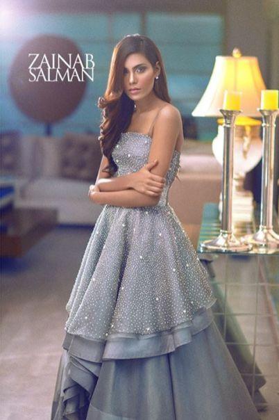 Autumn Pret Eid Wear By Zainab Salman 2015-16 13