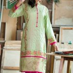 Eid Embroidered Kameez Designs By Fabrizio 2015-16 8