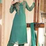 Eid Embroidered Kameez Designs By Fabrizio 2015-16 9