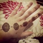 Eid Ul Azha Hand Mehndi Designs For Young Girsl 2015-16 18