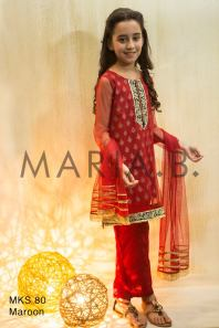 Eid Ul Azha Kids Wear By Maria B 2015-16 4