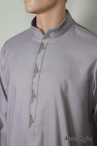 Eid Ul Azha Men Kurta Shalwar By Aizaz Zafar 2015-16 8