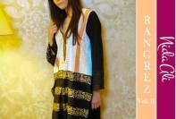 Eid Ul Azha Rangrez Collection By Nida Ali 2015-16