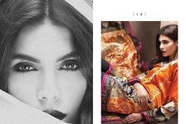 Eid Ul Azha Silk Dresses By Sana Safinaz 2015-16 7