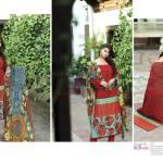 Embroidered Kameez Eid Wear By Lala 2015-16