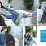 Embroidered Kameez Eid Wear By Lala 2015-16 6
