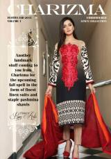 Embroidered Linen Eid Wear Dresses By Charizma 2015-16 6