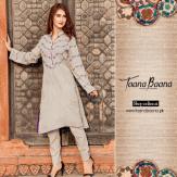 Fall Shalwar Kameez Designs For Women By Taana Baana 2015-16 14