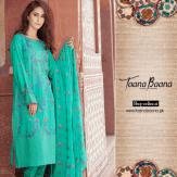 Fall Shalwar Kameez Designs For Women By Taana Baana 2015-16 5
