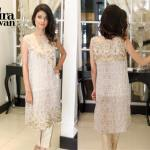 Luxury Pret Collection Party Wear Dresses By Saira Rizwan 2015-16 6