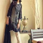Mbroidered Eid Wear Bridal Dresses By Maria B 2015-16