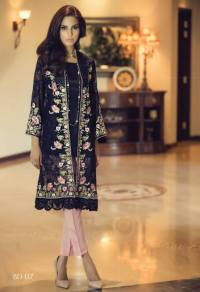 Mbroidered Eid Wear Bridal Dresses By Maria B 2015-16 8