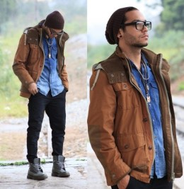 Urban Street Style Winter Outfit Ideas For Men 2015-16 2