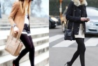 Winter Casual Outfits Of Different Styles For Women