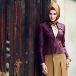winter hijab styles
