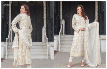 Banarasi Shalwar Kameez Collection By Tawakal Fabrics 2015-16 10