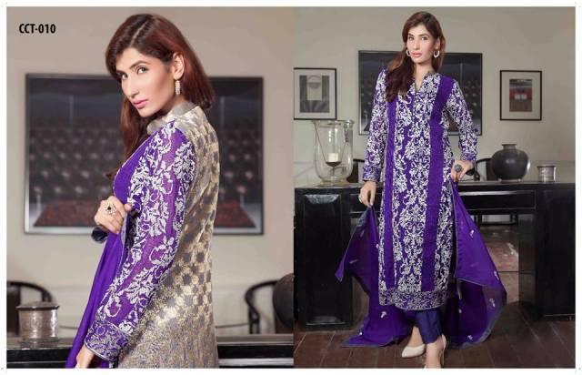 Banarasi Shalwar Kameez Collection By Tawakal Fabrics 2015-16 15
