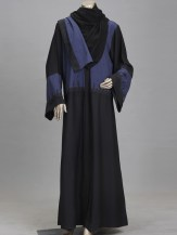 Black Abaya Collection By J
