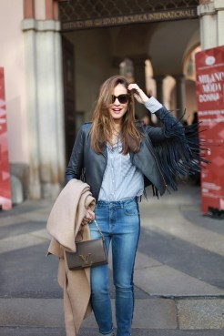 Fall Fringe Outfits For Women 2015-16 13