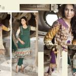 Gloria Linen Dresses For Women By Rashid Textiles 2015-16 10