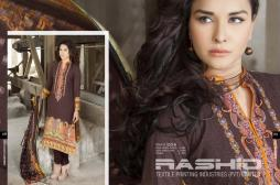 Gloria Linen Dresses For Women By Rashid Textiles 2015-16