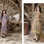 Gloria Linen Dresses For Women By Rashid Textiles 2015-16 2