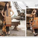 Gloria Linen Dresses For Women By Rashid Textiles 2015-16 5