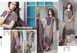 Khaddar Fabric Shalwar Kameez Winter Wear By Rashid 2015-16 2