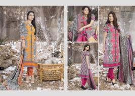 Khaddar Fabric Shalwar Kameez Winter Wear By Rashid 2015-16 6