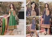 Khaddar Fabric Shalwar Kameez Winter Wear By Rashid 2015-16 7