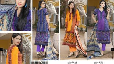 Khaddar Fabric Shalwar Kameez Winter Wear By Rashid 2015-16