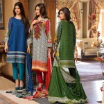 Linen Embroidered Winter Collection By Ittehad 2015-16 5