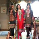 Linen Embroidered Winter Collection By Ittehad 2015-16 8