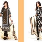 Linen Winter Embroidered Shalwar Kameez By Sitara Textiles 2015-16