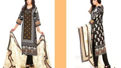 Linen Winter Embroidered Shalwar Kameez By Sitara Textiles 2015-16