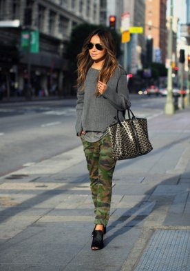 Military Clothing Trend In Winter Outfits 7