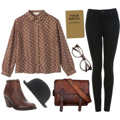 Must See Winter Outfits With Ankle Boots Fashion 10