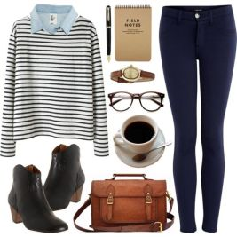 Must See Winter Outfits With Ankle Boots Fashion 2