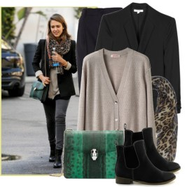 Must See Winter Outfits With Ankle Boots Fashion 6