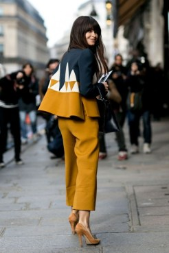 Mustard Trend In Clothing This Fall Season 14