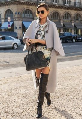 Over Knee Boots Designs In Winter For Women 7