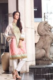 Pret Linen Winter Dresses For Women By Nishat Linen 2015-16 10