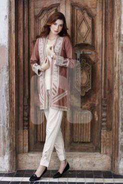 Pret Linen Winter Dresses For Women By Nishat Linen 2015-16 13