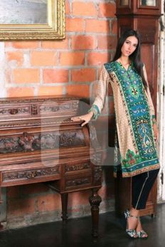 Pret Linen Winter Dresses For Women By Nishat Linen 2015-16 6