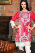 Pret Linen Winter Dresses For Women By Nishat Linen 2015-16 9