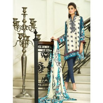 Royal Embroidered Dresses By House Of Ittehad 2015-16 10