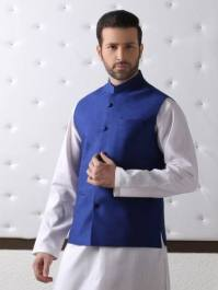 Traditional Waist Coat Designs For Men By Eden Robe 2015-16 4