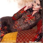 Velvet Shalwar Kameez Collection By Gul Ahmed 2016 2
