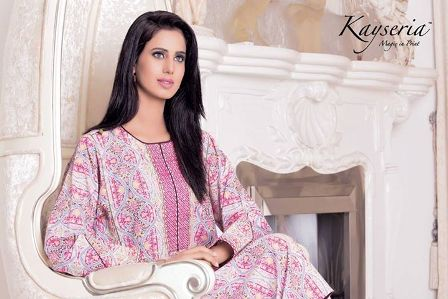 Winter Casual Pret Wear By Kayseria 2015-16 9